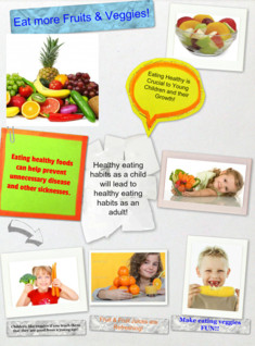 Eating Healthy is Important for Young Children - FINAL