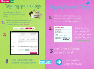 How to Tag your Glog #GlogContest2013