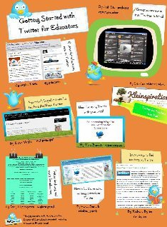 twitter resources for educators