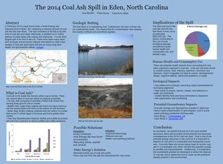 The 2014 Coal Ash Spill In Eden, North Carolina