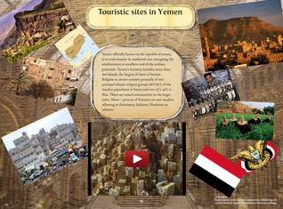 touristic sites in yemen
