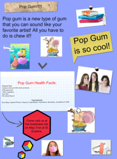 Pop Gum Blog