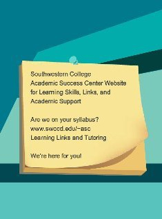 ASC Learning Links and Tutoring
