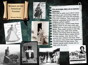 Women On The American Frontier' thumbnail