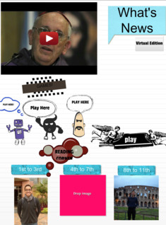 What's news Virtual Edition 1