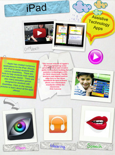 iPad for Assistive Technology