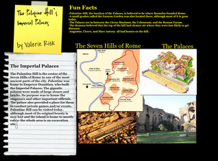 The Palatine Hill's Imperial Palaces