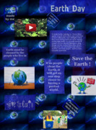 Earth Day - Science Glogster's thumbnail