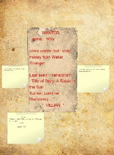 wanted:willy