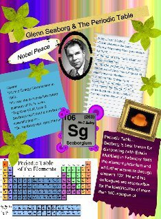 Glenn Seaborg and The Periodic Table