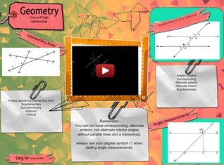 Geometry: Lines and Angle Relationships