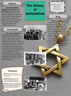 The History of Antisemitism