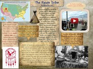 [2015] Alexandra May (Monday Spring 2015): The Paiute Tribe's thumbnail