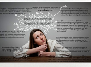Mind Control: Life With ADHD