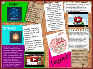 Kelbie Howell: Tech Tools Poster