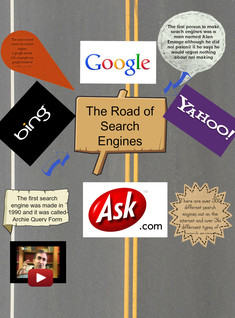 The Road of Search Engines