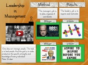Leadership in Management Glog from US Jun 14 2015's thumbnail