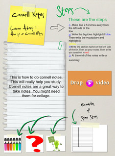 How to do Cornell Notes
