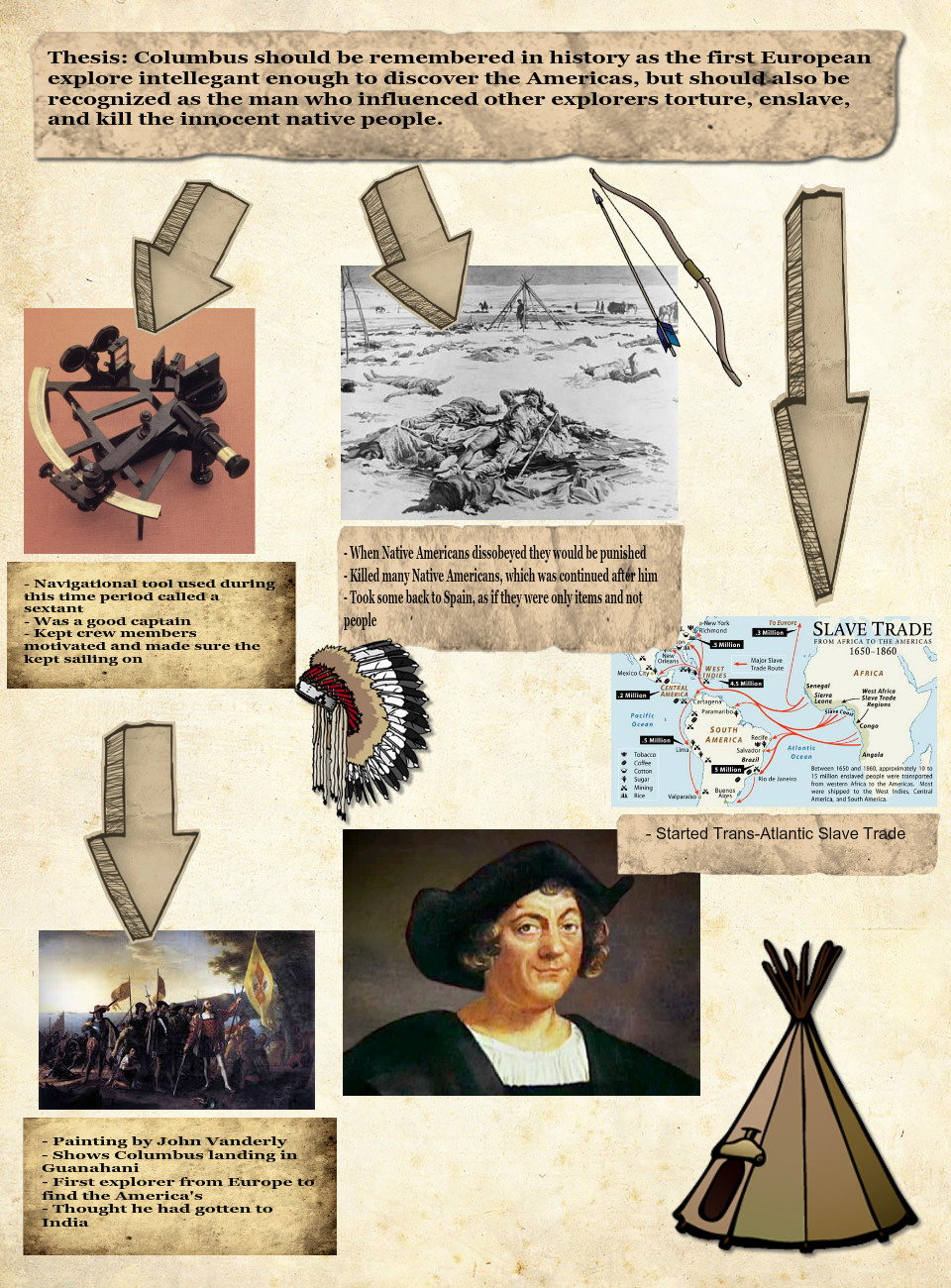 How Should Columbus be Remembered?