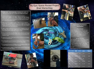 My Epic Space Rocket Project