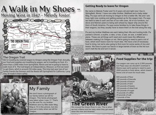A Walk In My Shoes - On Our Way Out West