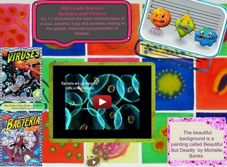 Bacteria and Viruses Project
