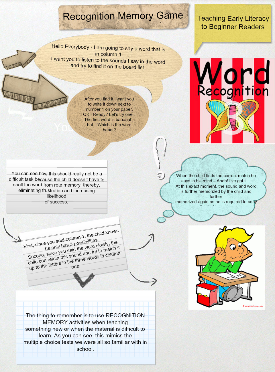 Literacy reading resource