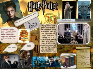 Harry Potter by J.K.Rowling