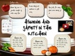 Hygiene and safety rules in the kitchen thumbnail