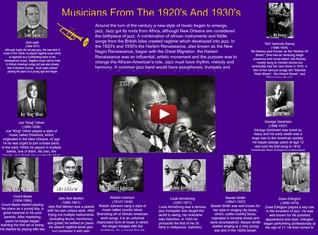 Musicians from the 1920's and 1930's