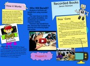 Glogster Recorded Books's thumbnail