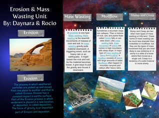 Erosion & Mass Wasting