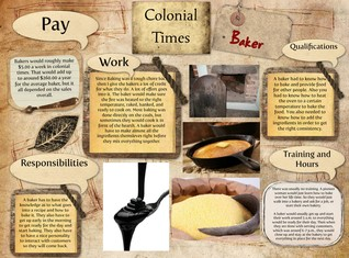 Colonial Baker