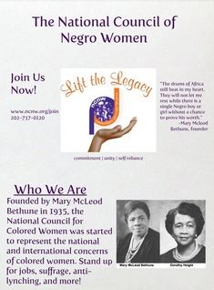 National Council for Colored Women