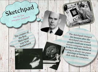 Technology Of The Ages: Sketchpad