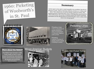 1960 Picketing