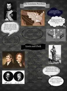 The Lousiana Purchase/Lewis and Clark