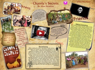 [2015] Jessica Marchesan: Chanda´s Secrets
