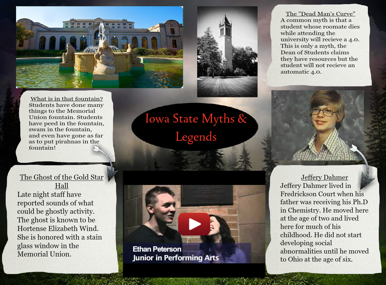 Iowa State University Myths and Legends
