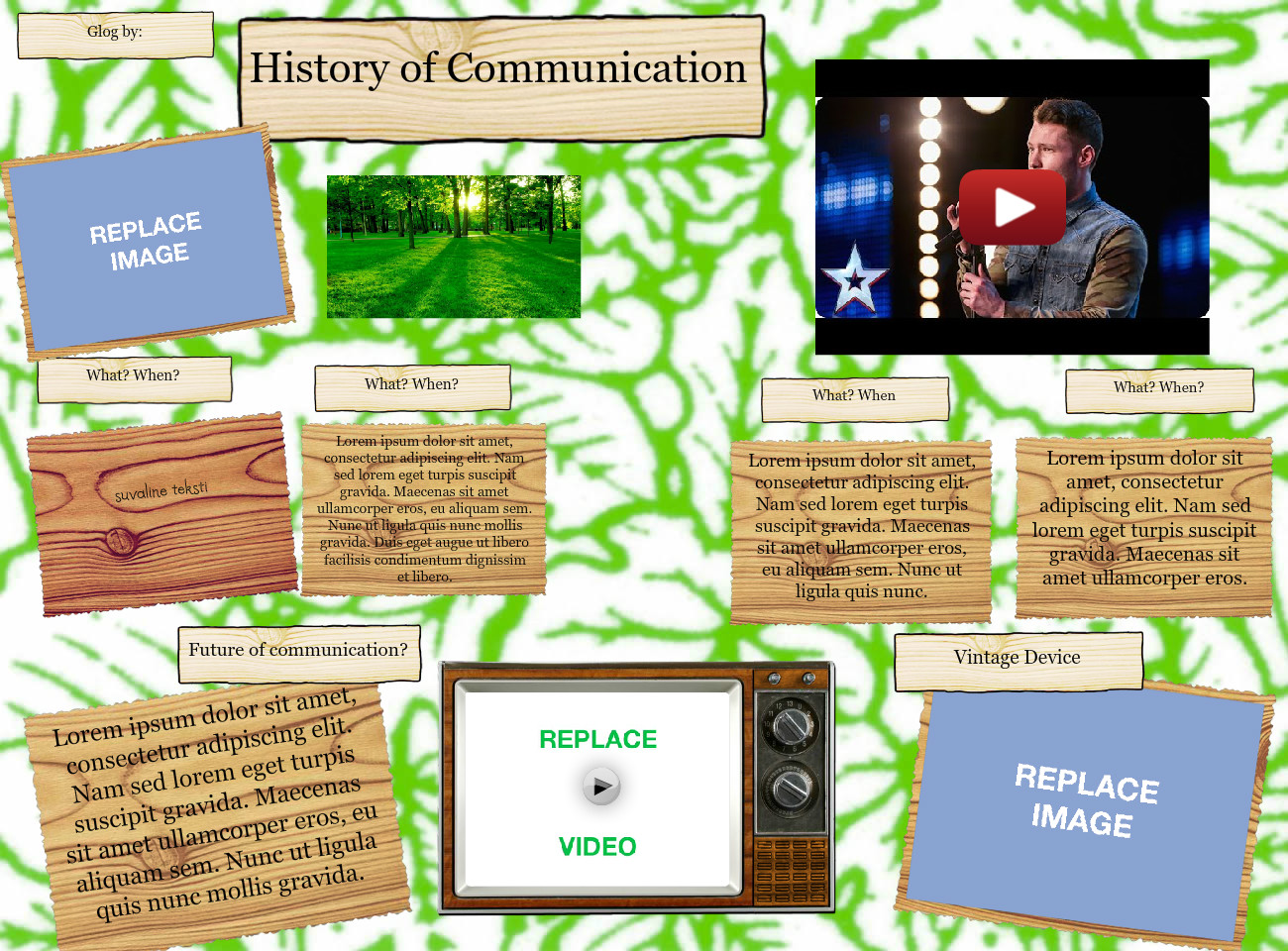 CommunicationHistory