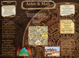 Aztec and Mali Empire: Games, Culture, and Rulers.