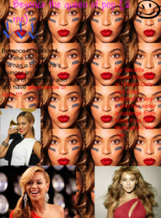 My project Beyonce