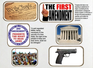 First and Second Amendments