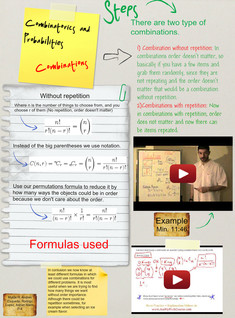 Combinatorics (Combinations)