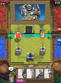 the clash royale glog