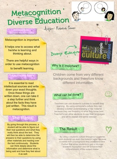 Metacognition & Diverse Education