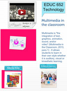 Multimedia in the classroom's thumbnail