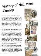 History of New Kent County's thumbnail