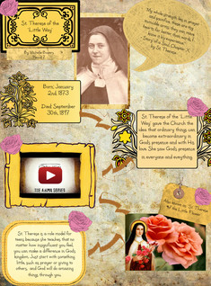 "St. Therese of the ""Little Way"""
