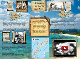 [2015] Lizzie Boyle: Okinawa: The Battle and Ned